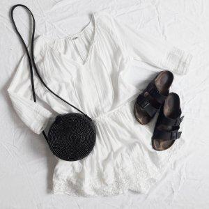 Weißes Kleid HARTFORD 38
