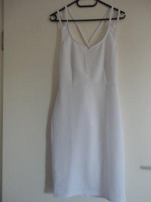 Weißes Kleid in Gr. 38