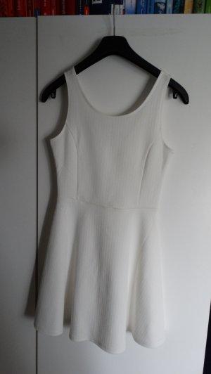 Weißes Kleid in Gr. S