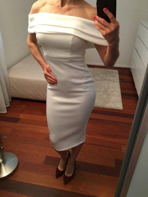 Weisses Kleid Miss Selfridge, Grösse 32