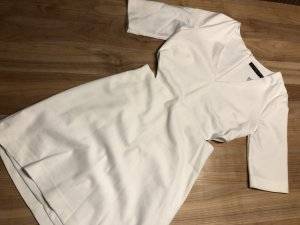 Weißes Kleid mit Cut-Outs - M - NEU