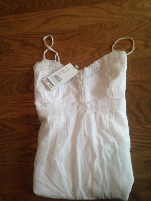 Weisses Kleid Neu! Gr. 38