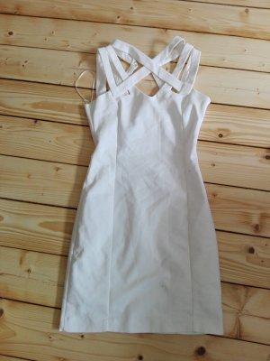 weißes Kleid noch nie getragen
