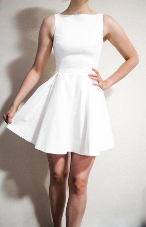 Weißes Kleid Ralph Lauren