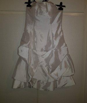 Weißes Kleid / Standesamtkleid Laona