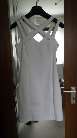 Weißes Kleid v. Mango