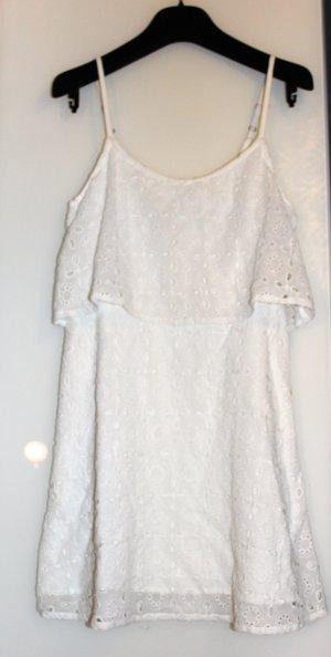 Weißes Kleid von Abercrombie