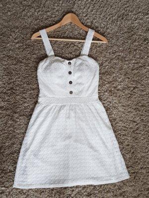 Weißes Kleid von Charlotte Russe