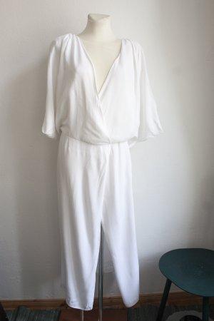 Weisses Kleid von Diane Von Furstenberg