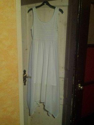 weißes Kleid von H&M