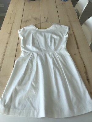 Weißes Kleid von Hallhuber Gr.42 Neu mit Etikett