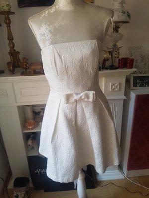 Weißes Kleid von Morgan de Toi - neu mit Etikett - Gr. 36