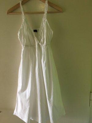 Weißes Kleid von Vero Moda in Größe L.