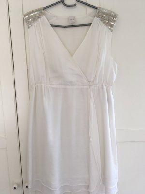 weißes Kleid von Vila