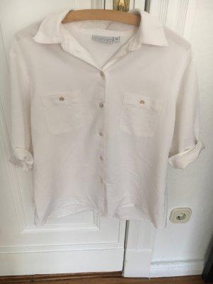 Bonita Long Sleeve Shirt natural white