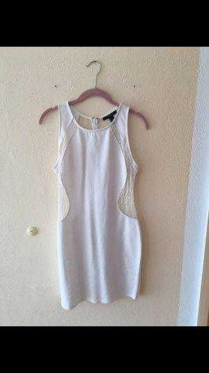Weißes kurzes Kleid von Forever 21