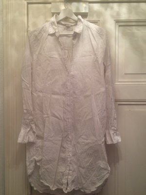 H&M Shirtwaist dress white