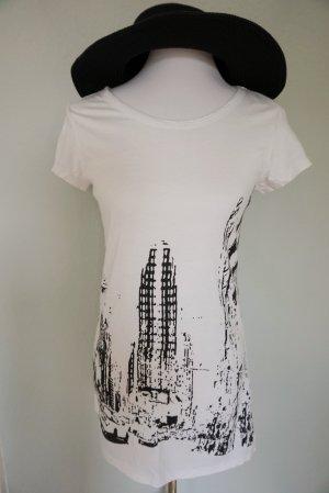 Weißes Long-TShirt von Jack&Jill