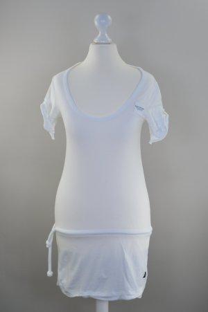 Weißes Longshirt Kleid G-Star Größe XS