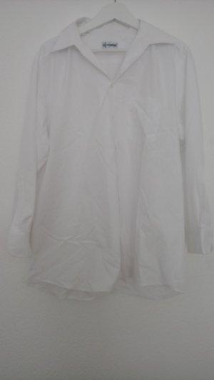 weißes Männerhemd von Waldbusch Größe L