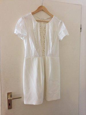 Weißes Maje Kleid Neu Gr.38