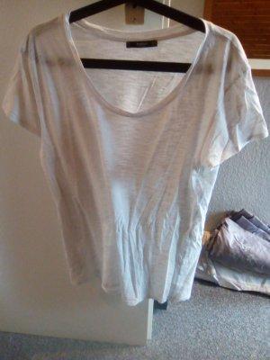 weißes Mango Tshirt L