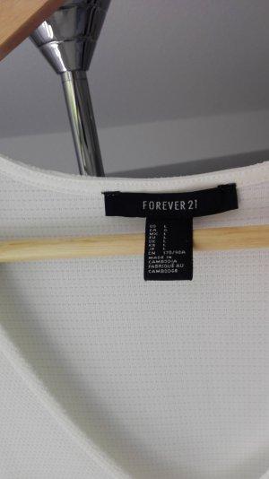 Weisses Minikleid von forever 21