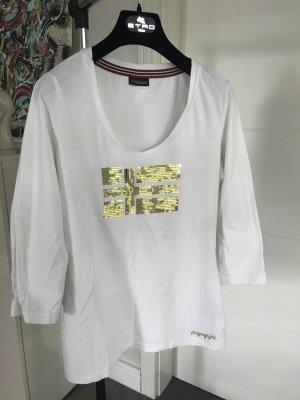Weißes NAPAPIJIRI Shirt