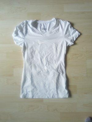 weißes Nike Sportshirt
