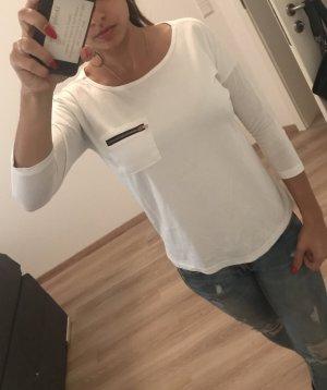 Weißes Oberteil von Vero Moda