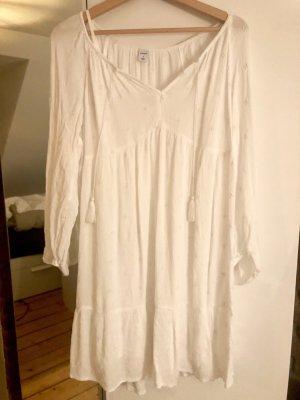 Weißes Old Navy Kleid M