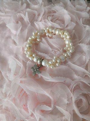 Thomas Sabo Bracciale di perle multicolore