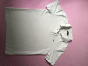weißes Polo von Versace Jeans Couture (VJC)