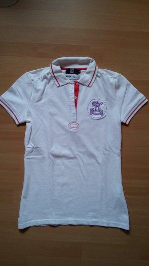 Weißes Poloshirt von Jette Joop