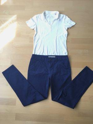 s.Oliver Polo Shirt white