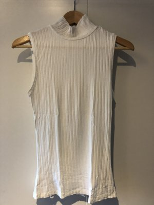 H&M Neckholder Top white