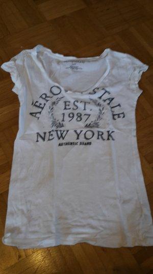 weißes schönes tshirt mit strass