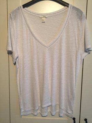 Weißes Shirt - Größe XL