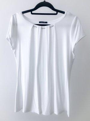Weißes Shirt in Gr. S