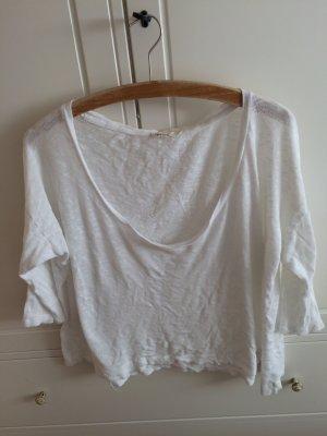 Weißes Shirt von American Vintage
