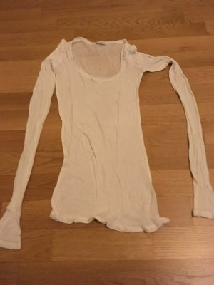 Weisses Shirt von American Vintage, Größe Medium. Nur 1x getragen