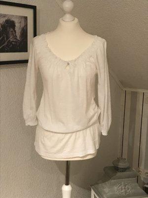 Weißes Shirt von Esprit in Größe S