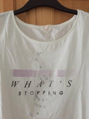 Weißes Shirt von Esprit in Größe XL