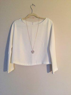 Weißes Shirt von Mango