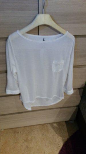 weißes Shirt von Primark