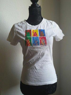 weißes Shirt von Puma