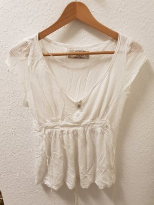 weißes Shirt von ZARA