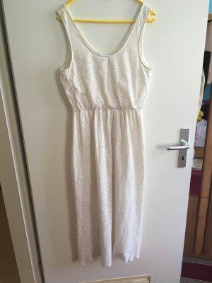 Weißes so Sommerkleid