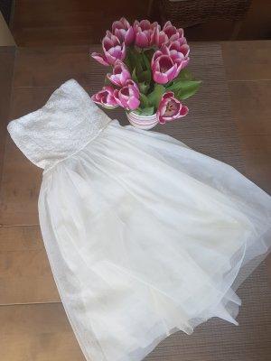 weißes Sommer- Kleid 36/38
