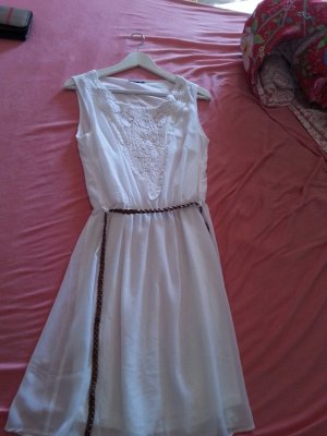 Weißes Sommerkleid !